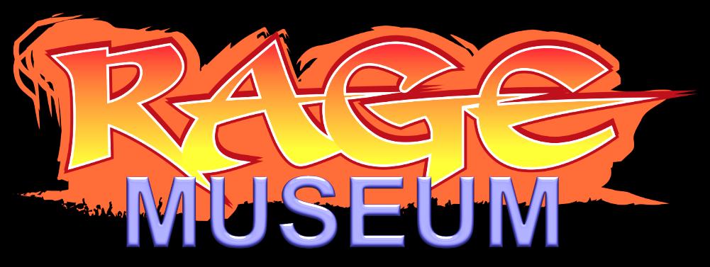 Rage Museum Logo