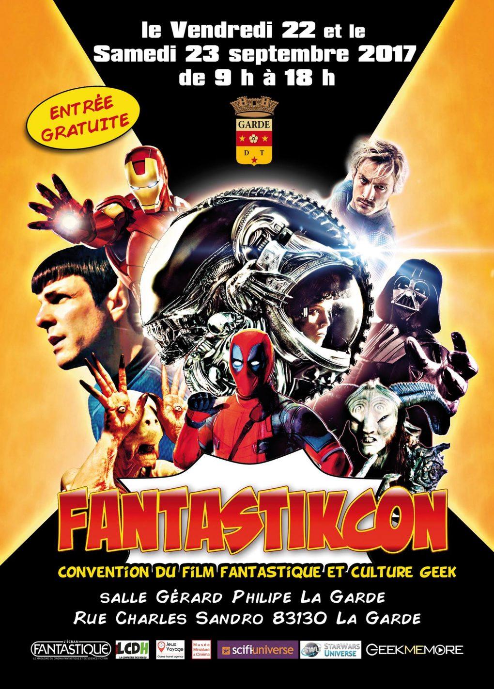 Fantastik Con 2017