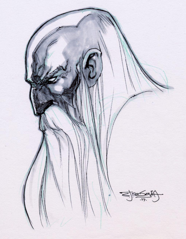 Nicodemus by Sephen Jorge Segovia