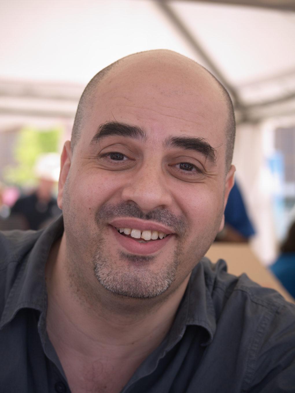 Fabien Laouer at Bulles en Seyne 2013