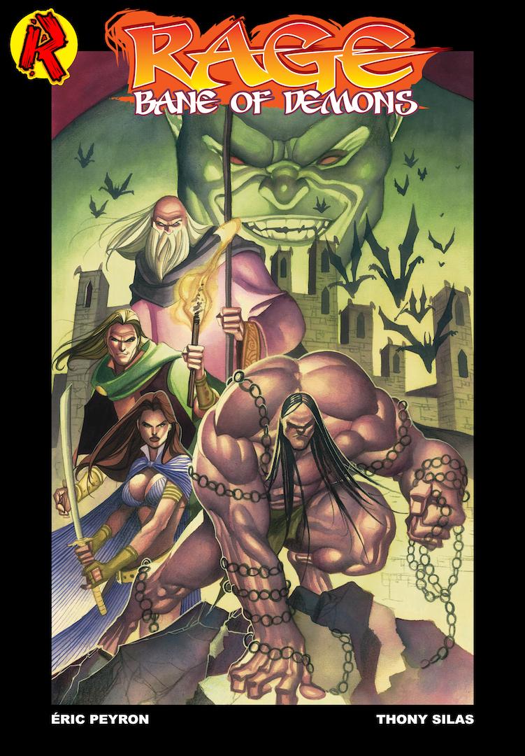 Rage Bane of Demons 2021