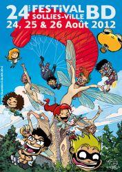 Festival BD de Solliès-Ville 2012
