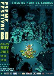 Festival BD de Plan-de-Cuques 2013