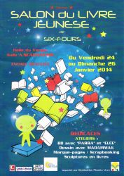 Salon du Livre de Six-Fours 2014