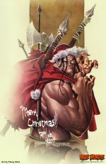 2009-12 Christmas Rage by Thony Silas