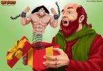 2010-12 Christmas Rage by Stephane Degardin