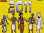 2011-12 New Year Rage by by Stéphane Degardin (Mjala & Friends)