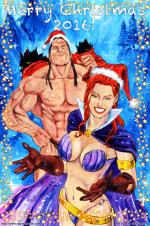 2016-12 Christmas Rage by Alex Nascimento US