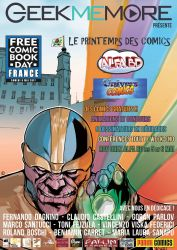 FCBD Nice - Le printemps des comics 2017